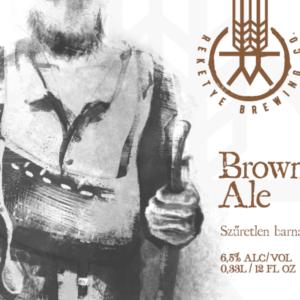 brown ale kep